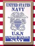 ステンシル アメリカ海軍