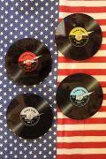 レコード時計 壁掛け時計 80CLOCK レコード アメリカ雑貨通販 サンブリッヂ 通販商品