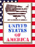 ステンシルアート アメリカ国旗地図 アメリカ雑貨屋サンブリッヂ