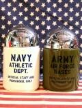ドーム灰皿 NAVY灰皿 ARMY灰皿 ネイビーアーミー アメリカ軍灰皿 アメリカ雑貨屋 SUNBRIDGE