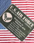 エアフォースマット エアフォースフロアマット AIRFORCEトイレマット USAFマット アメリカ雑貨屋 サンブリッヂ