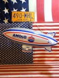 アモコインフレータブル 膨らませるアモコ 飛行船アモコ グッドイヤー飛行船 脹らます飛行船 アメリカ雑貨屋 サンブリッヂ