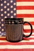 アンプ柄マグカップ ギター音楽好きグッツ AMP アメリカ雑貨屋 サンブリッヂ