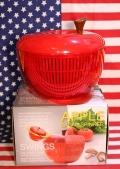 アップルスプナー アップル水切りボウル 野菜水切りボウル アメリカンキッチン雑貨 アメリカ雑貨通販 サンブリッヂ