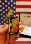 アークインゴットライター ゴールドバーライター USBライター  アメリカ雑貨屋 サンブリッヂ