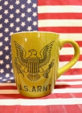 USアーミービッグマグカップ ミリタリーマグ U.S ARMY アメリカ雑貨屋 サンブリッヂ
