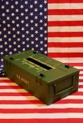ミリタリーティッシュケース ボックスティッシュカバー U.S ARMY アメリカ雑貨屋 サンブリッジ 通販 ミリタリー雑貨通販