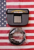 AUTO COOL 車用換気扇 ソーラーパワー 電池不要 アメリカ雑貨屋 サンブリッヂ