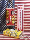 ベティーティッシュカバー  壁掛け BETTY TISSUE COVER 生活雑貨 アメリカ雑貨屋 サンブリッヂ