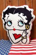 ベティクッション ベティちゃんクッション ベティちゃん枕 通販 アメリカ雑貨屋 サンブリッヂ アメリカン雑貨通販