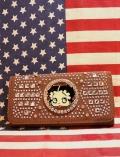 ベティロングウォレット 長財布 BETTY BOOP アメリカ雑貨屋 サンブリッジ