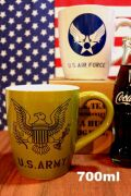 特大マグカップ ビッグマグカップ 大きいマグカップ アメリカ雑貨屋 エアフォースマグ サンブリッヂ アメリカン雑貨 通販
