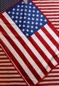 星条旗ブランケット 膝かけ クウォーターブランケット Quarter Blanket  USA国旗 毛布 アメリカ雑貨屋 サンブリッヂ 通販