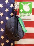 ボムショッピングバッグ 手榴弾エコバック 買い物 コンパクト ミリタリー アメリカ雑貨屋 サンブリッジ