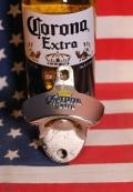 コロナ栓抜き コロナ壁栓抜き コロナボトルオープナー コロナ雑貨通販 アメリカ雑貨屋 SUNBRIDGE
