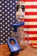 ババガンプシュリンプコロナリータホルダー コロナリータ カクテルグッズ BUBBAGUMP アメリカ雑貨屋 サンブリッヂ コロナ通販