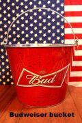 バドワイザー バケツ ブリキバケツ ビール カンパニー アメリカ雑貨 通販 アメリカ雑貨屋 サンブリッヂ