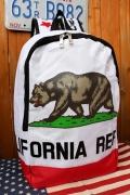 カリフォルニアリュック カリフォルニア CALIFORNIA リュック アメリカ雑貨屋 サンブリッヂ 通販