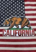 カリフォルニアダイカットサイン アメリカン看板 CARIFORNIAグッズ LA直輸入 アメリカ雑貨屋 サンブリッヂ