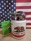 カリフォルニアドーム灰皿 CALIFORNIA DOMEASHTRAY アメリカ雑貨 SUNBRIDGE アメリカ雑貨屋