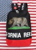 カリフォルニアリュックCALFORNIAバックパック アメリカ雑貨屋 サンブリッヂ