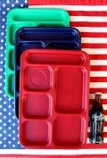 キャンブロトレー キャンブロセパレートトレー CAMBRO食器 アメリカ食器  アメリカ雑貨屋 SUNBRIDGE 通販