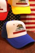 カリフォルニアキャップ カリフォルニアメッシュ帽子 サマーキャップ アメリカン帽子通販 アメリカ雑貨屋 サンブリッヂ