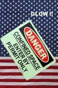 セキュリティ看板 デンジャー看板 キープアウト看板 立入禁止看板 アメリカ雑貨通販 サンブリッヂ