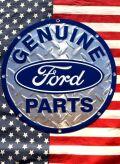 フォード看板 フォードラウンド看板 丸看板 アメ車看板 アメリカ看板通販 サンブリッヂ