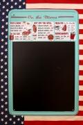 USメニューチョークボード USメニューマグネットボード アメリカンチョークボード アメリカ雑貨屋 サンブリッヂ アメリカン雑貨 通販