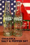 コーラ 塩コショウ入れ /ソルト&ペッパー コンツアーボトル型 通販 アメリカ雑貨 アメリカ雑貨屋 サンブリッヂ