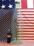 コカコーラ ビッグボトル貯金箱 高さ60cm ビンコーラ型 COCA COLA アメリカ雑貨屋 サンブリッヂ
