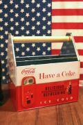 コカコーラストレージキャディー コーラツールボックス キャンプ調味料入れ リモコン収納 アメリカ雑貨屋サンブリッヂ コーラ通販