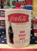 コカ コーラ クッキージャー ケース お菓子 保存容器 ストッカー アメリカ雑貨屋 さんぶりっぢ サンブリッジ SUNBRIDGE