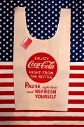 コーラトートバッグ コーラバッグ アメリカ雑貨屋 コーラエコバッグ マルシェバッグ アメリカン部屋 サンブリッヂ 岩手 通販