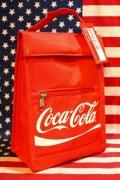 コーラクーラバッグ コーラクーラーボックス コーラランチバッグ コーラ保冷バッグ アメリカ雑貨通販 岩手雑貨屋 サンブリッヂ