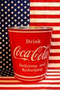 コーラゴミ箱 コーラダストボックス コカコーラ雑貨通販 アメリカ雑貨屋 アメリカン部屋 サンブリッヂ 岩手 通販