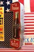 コーラLEDライト看板 コーラ電飾 オフザウォールLEDサイン アメリカ雑貨通販 アメリカ雑貨屋 SUNBRIDGE サンブリッヂ