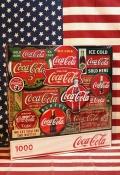 コカ・コーラパズル 1000ピースパズル コーラクラシック COCACOLA アメリカ雑貨屋 サンブリッヂ 通販