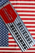 コーラコルゲートサイン コカコーラ COCACOLA バナー看板 アメリカ雑貨屋 サンブリッヂ アメリカン雑貨通販