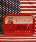 コカコーラトレー USAコーラおぼん アメリカ雑貨屋 サンブリッヂ