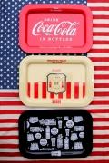 コカコーラトレー コーラトレイ コーラおぼん アメリカ雑貨屋 SUNBRIDGE アメリカン看板通販
