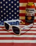 コロナサングラス栓抜き付き コロナビールグッズ コロナビールサングラス レアコロナビール アメリカンサングラス アメリカ雑貨通販