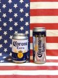 コロナソルト&ペッパーセット コロナ塩こしょう入れ コロナピールミニ缶 アメリカ雑貨屋 サンブリッヂ