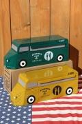 キッチントラックカトラリーケース キッチン小物収納ケース 収納ケース カフェ小物 アメリカ雑貨屋 サンブリッヂ 通販