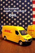 DHL ミニカー ポストバン ベンツ  アメリカ アメリカ雑貨 通販 サンブリッヂ