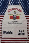エプロン アメリカエプロン ワークエプロン チャンピオン プラグ アメリカエプロン DIY 通販 アメリカ雑貨屋 サンブリッヂ