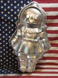 ケーキ型 直輸入 パンケーキ アンティーク ニューヨーク 人形 ドール アメリカ雑貨 SUNBRIDGE サンブリッヂ 岩手 雑貨通販