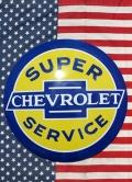 シボレー丸看板 シボレードーム看板 ラウンド看板 アメリカ雑貨通販 シボレー雑貨通販 サンブリッヂ