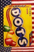 アメリカグミドッツ看板 アメリカお菓子DOTS アメリカン看板通販 アメリカ雑貨屋 サンブリッヂ